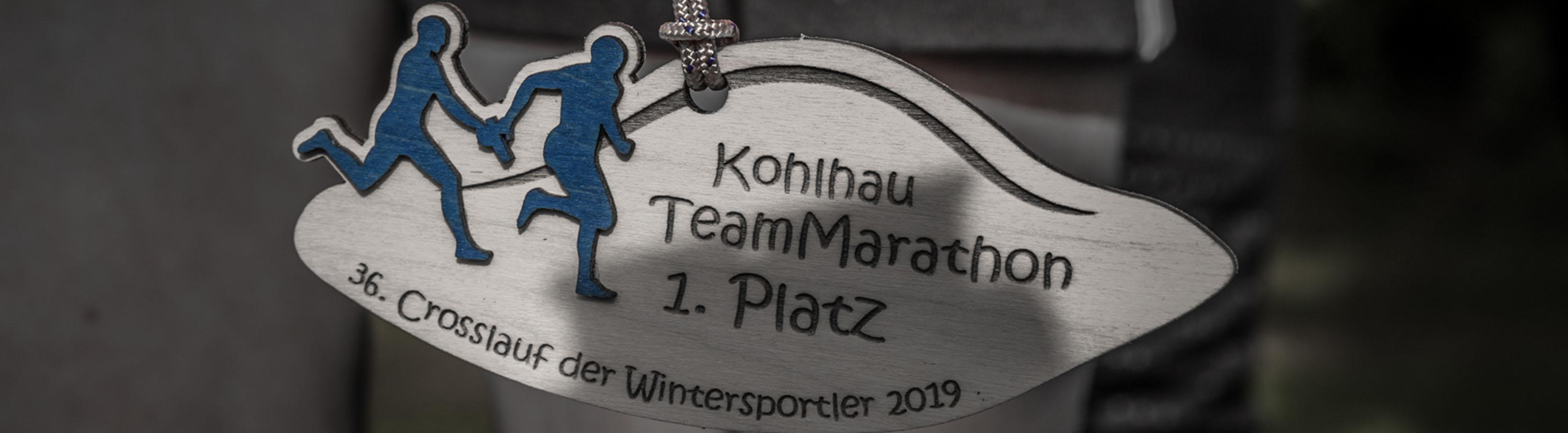 Kohlhau TeamMarathon 13.09.2020